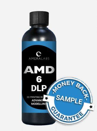 AMD-6 DLP resin for advanced modelling SAMPLE