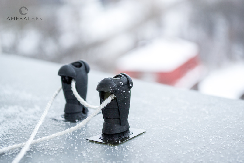 3d printing for outdoor use in winter
