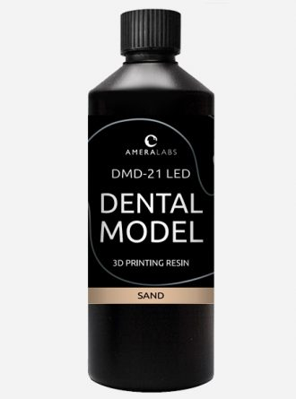 DMD-21 LED dental model 3D printing resin sand