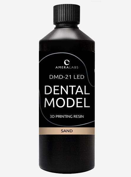 DMD-21 LED dental model 3D printing resin sand