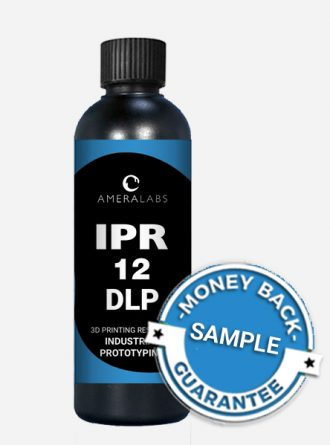 IPR-12 DLP 3D printing resin SAMPLE for industrial prototyping