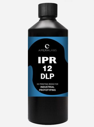 IPR-12 DLP industrial prototyping 3D printing resin