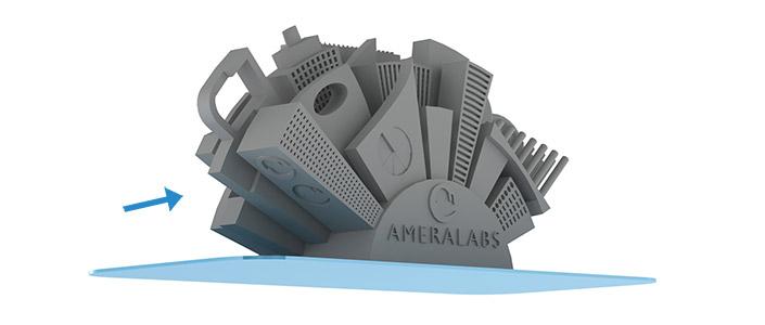 3D printer calibration part